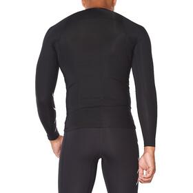 2XU Core Compression LS Shirt Men, black/silver